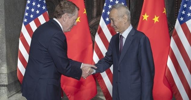Trung Quốc nói đã đạt đồng thuận về nguyên tắc với Mỹ trong đàm phán thương mại