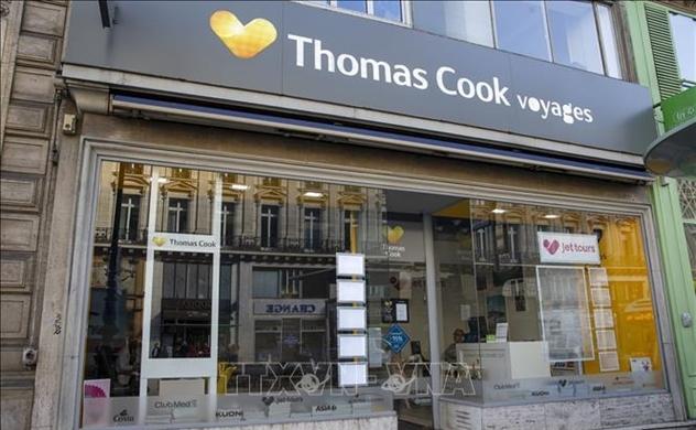 Tập đoàn Trung Quốc mua lại thương hiệu Thomas Cook