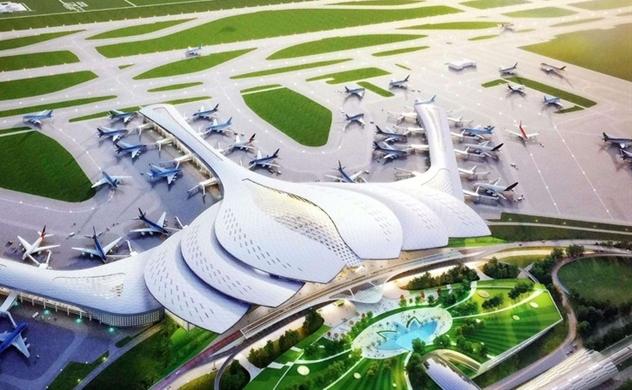 Những lý do ACV được giao đầu tư và khai thác sân bay Long Thành