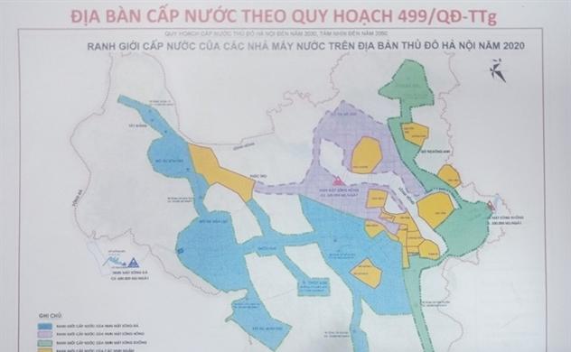 Doanh nghiệp Thái Lan mua 34% cổ phần Công ty Cổ phần Nước mặt sông Đuống