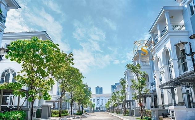 Sức hút những căn vị trí đẹp nhất khu biệt thự triệu đô Sol Villas