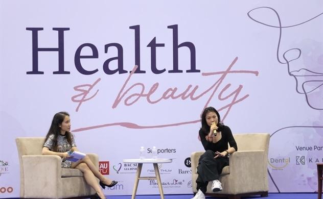 Nesvita đồng hành cùng chuỗi sự kiện cộng đồng Women Health&Beauty
