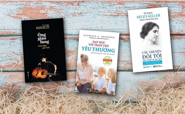3 cuốn sách viết về thầy cô xúc động nhất không nên bỏ qua