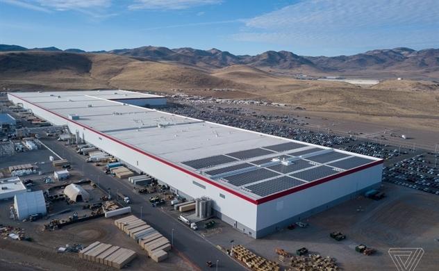 Tỷ phú Elon Musk xây