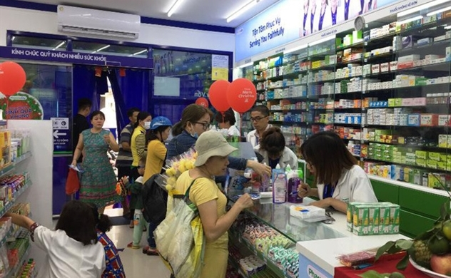 Vietnam's 2019 drug imports expected to hit $3 bln, up 7%