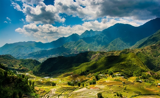 Vietnam to build airport in northern highlands Sa Pa resort town