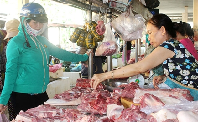 Vietnam's CPI forecast to rise 0.8%-1% this month mostly because of pork price
