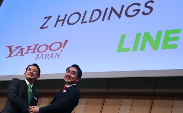 Yahoo kết hợp với Line để cạnh tranh ở cấp độ toàn cầu?