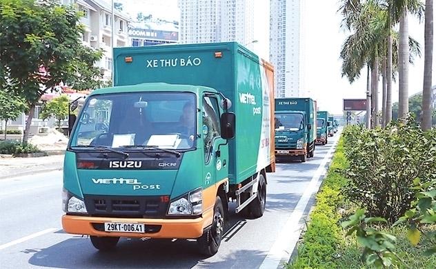 Tăng trưởng thương mại điện tử thúc đẩy Viettel Post?