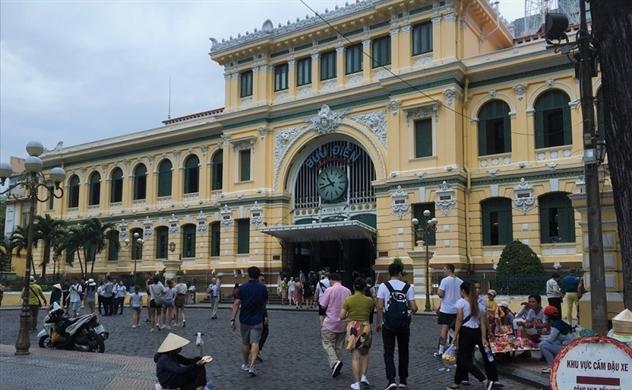 Doanh thu từ du lịch của TP.HCM dự kiến đạt 150.000 tỷ đồng trong năm 2019