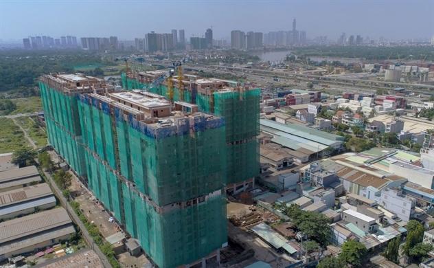 Giá đất tăng, giá nhà sẽ giảm?