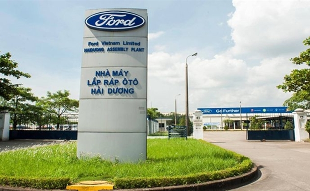 Ford to spend $82 million for Hai Duong plant expansion