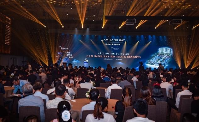 Hơn 800 người tìm cơ hội đầu tư tại dự án Cam Ranh Bay Hotels & Resorts