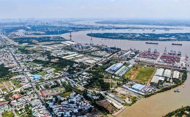 Vì sao đất nền khu đô thị cảng, khu công nghiệp luôn hút khách?