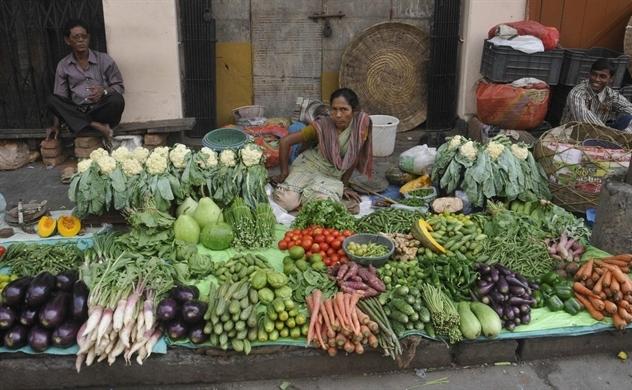 Giá thực phẩm tăng đột biến, nhiều quốc gia sẽ dễ bị
