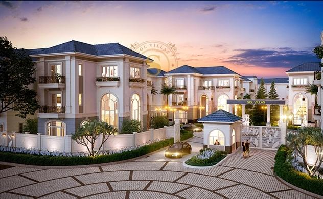 Sở hữu biệt thự Sol Villas - Nhận ngay nội thất tiền tỷ
