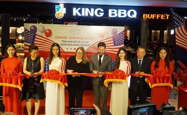 Tập đoàn ẩm thực Redsun ITI hợp tác cùng Hiệp hội Xuất khẩu Hải sản Vùng Đông Bắc nước Mỹ