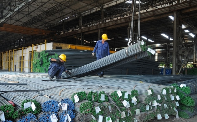 Thép Việt Nam đang gặp khó khăn tại một số thị trường