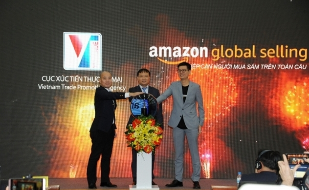 Amazon teams up with T&T and SHB to develop cross-border e-commerce