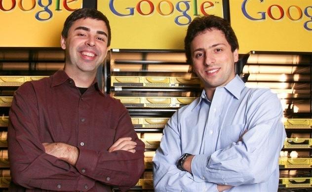 Lý do khiến 2 nhà sáng lập Google bất ngờ từ chức