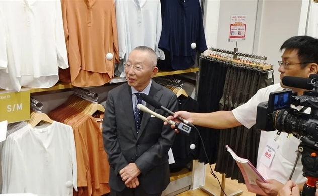 Uniqlo's owner Tadashi Yanai calls Vietnam a 'land of promise': Nikkei Asian Review