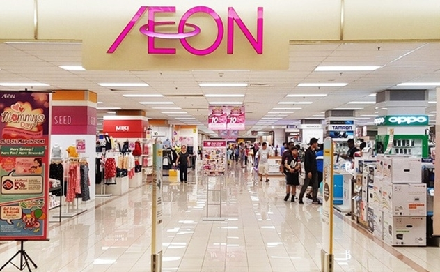 Aeon Group plans to have 20 Vietnam mega supermarkets by 2025