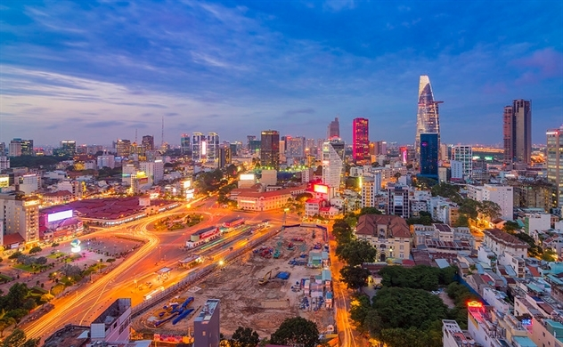 Ho Chi Minh City expects 2020 GRDP to grow up to 8.5 percent