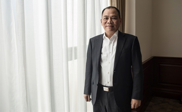 Vietnam's richest man bets $2 billion to sell cars to Americans: Bloomberg