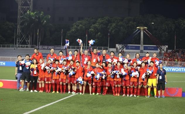Vingroup tặng thưởng vận động viên Việt Nam giành huy chương tại Sea Games 30