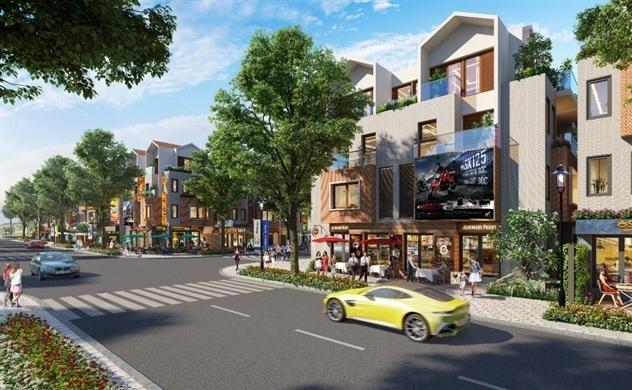 Baria Residence: Sức hút của khu dân cư liền kề cao tốc Biên Hòa - Vũng Tàu