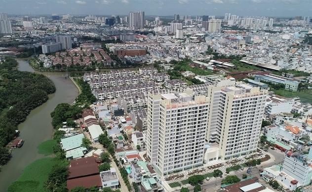Toàn cảnh thị trường nhà đất TP.HCM năm 2019