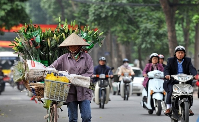 Vietnam's revised GDP increases by 25.4% annually between 2010-2017