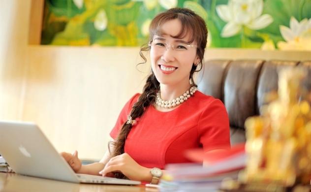 Bà Nguyễn Thị Phương Thảo vào danh sách 100 phụ nữ quyền lực nhất thế giới 2019