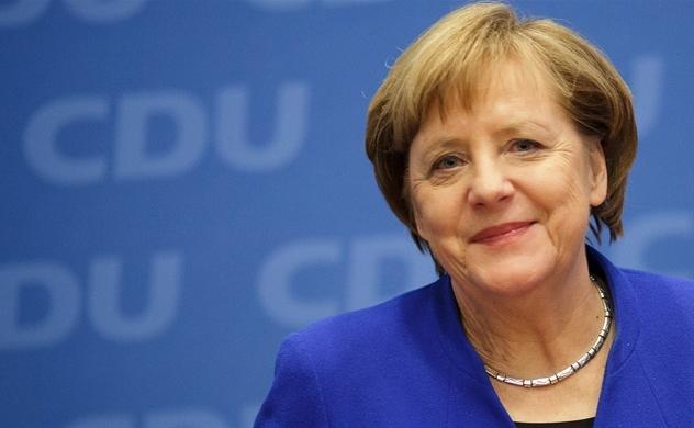 Thủ tướng Đức Angela Merkel đứng đầu Danh sách 100 phụ nữ quyền lực nhất thế giới