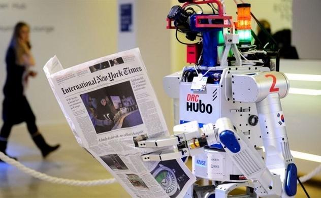 Robot giao hàng tự động tăng gần 50% trong 5 năm tới