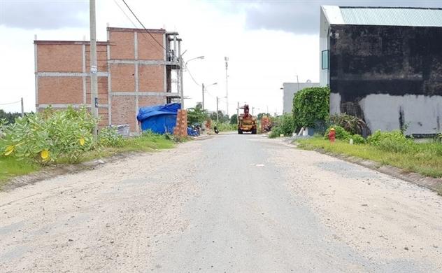 TPHCM: Cảnh báo một số dự án đất nền chưa được cấp phép vẫn rầm rộ rao bán