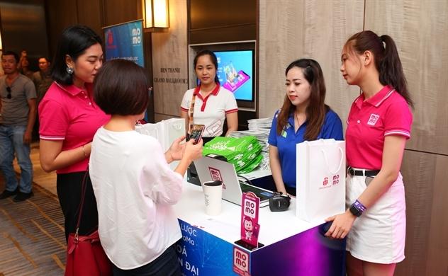 MoMo là Ví điện tử duy nhất thanh toán trên toàn hệ thống Saigon Co.op
