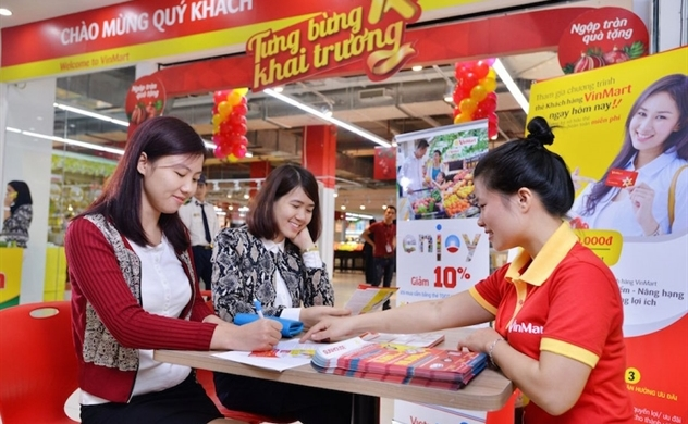 Vingroup quits retailing to focus on tech, industrial sectors