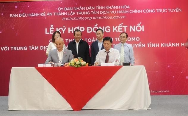 Ví MoMo triển khai thanh toán điện tử cho trung tâm dịch vụ hành chính công trực tuyến tỉnh Khánh Hòa