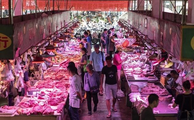 Ngân hàng Trung Quốc thưởng thịt lợn nhằm thu hút người dân gửi tiền