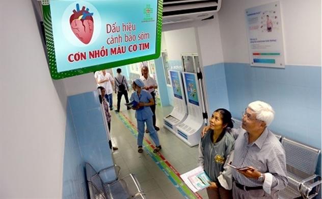 Hệ sinh thái CNTT & Truyền thông (ICT) Y tế đầu tiên tại Việt Nam