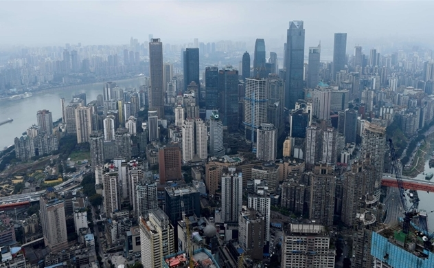 Kinh tế bất ổn, số lượng tòa nhà chọc trời hoàn thành trong năm 2019 của Trung Quốc giảm gần 40%