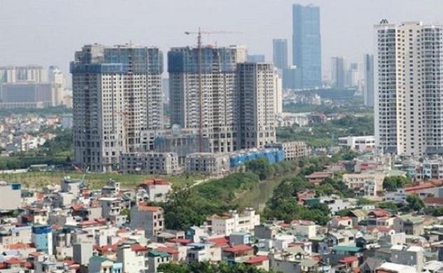 Khung giá đất mới tại Hà Nội, TP.HCM cao nhất 162 triệu đồng/m2