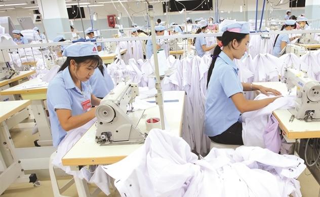 Viễn cảnh 100 tỉ USD của dệt may