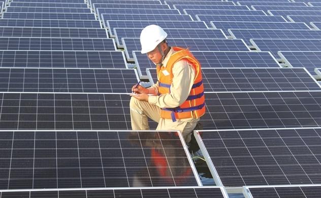 Năng lượng tái tạo nghẽn từ chính sách