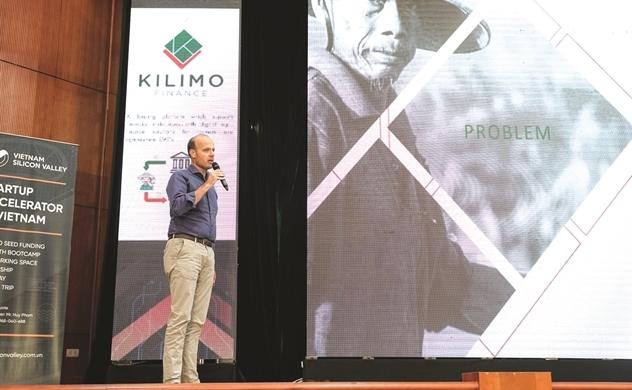 Người Hà Lan khởi nghiệp fintech nông nghiệp đầu tiên tại Việt Nam