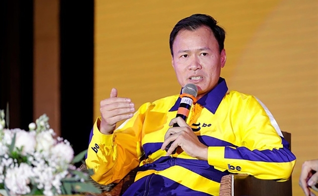 Ông Trần Thanh Hải bất ngờ rời vị trí CEO ứng dụng gọi xe Be