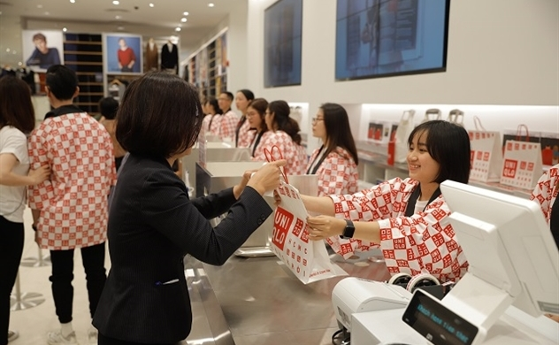 Uniqlo to open second Vietnam store in Ha Noi early 2020