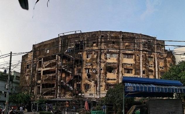 """TP.HCM sẽ phá dỡ, xây lại 15 chung cư """"chờ sập"""" trong năm 2020"""