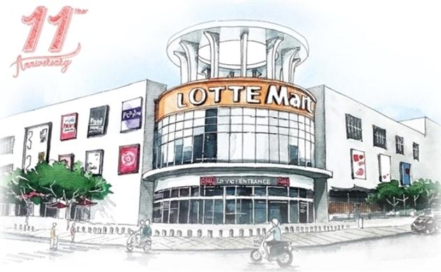 Lotte Mart: 11 năm vì người tiêu dùng Việt